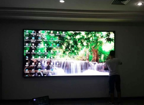 Indoor LED display screen in Shenzhen